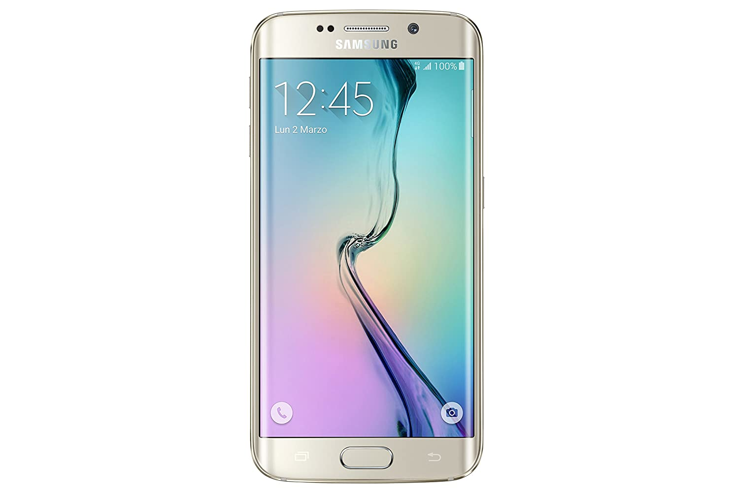 samsung galaxy s6 edge g925 32gb gold top gebraucht ebay. Black Bedroom Furniture Sets. Home Design Ideas