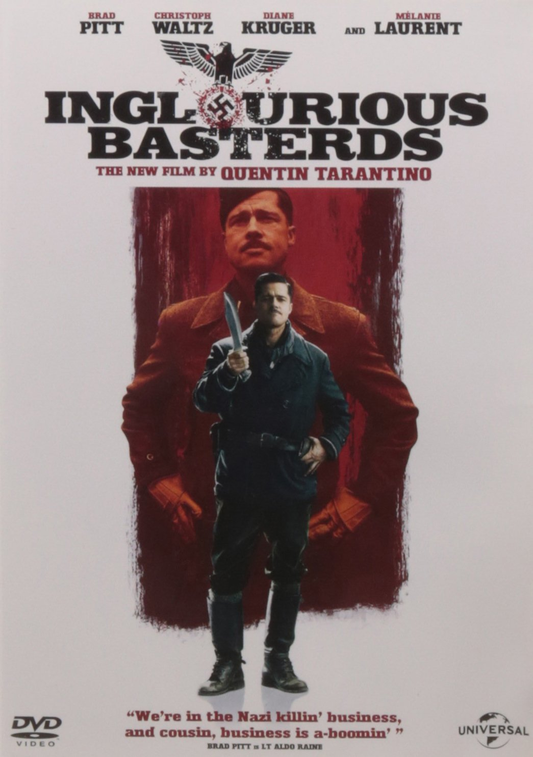 in buy inglourious basterds dvd blu ray online at best  in buy inglourious basterds dvd blu ray online at best prices in movies tv shows