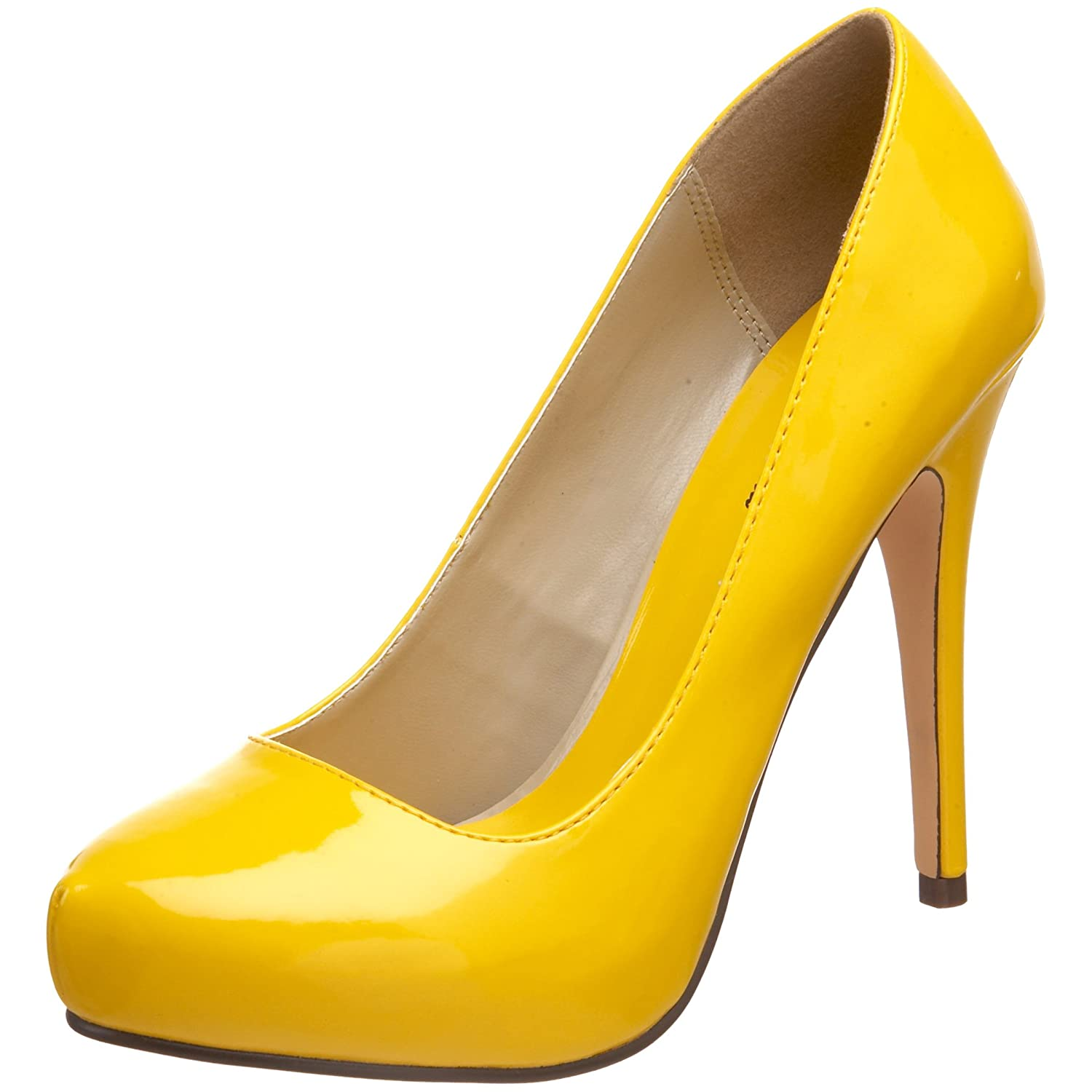 Which Yellow Shoes