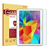 Samsung Galaxy Tab 4 10.1 Screen Protector, OMOTON Tempered Glass Screen Protector for Galaxy Tab 4 10.1 (Not Fit for Tab A 10.1) with [Anti Explosion] [9H Hardness] [High Definition] [Scratch Resist] (Color: Samsung Galaxy Tab 4 10.1 Screen Protector)