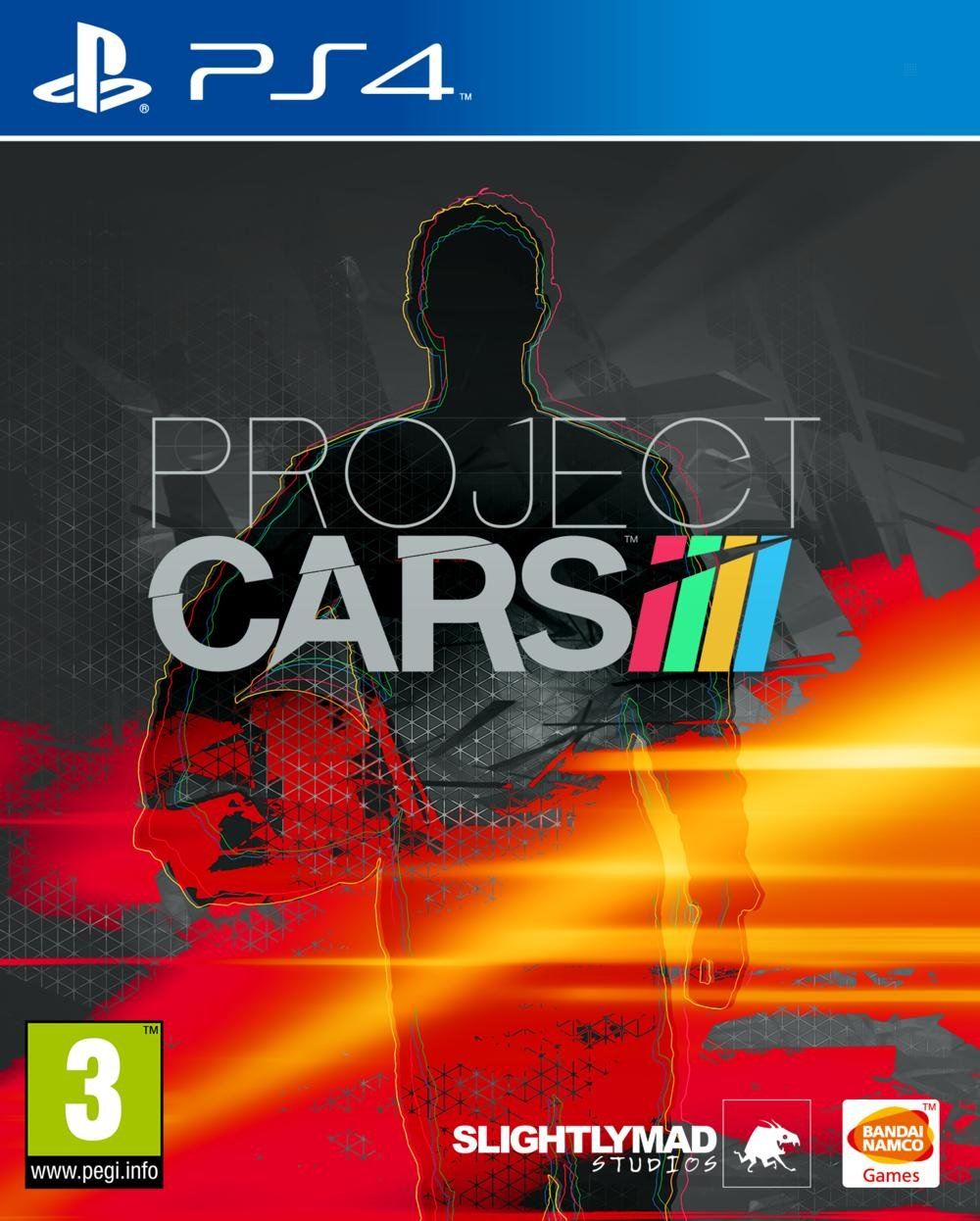 Project Cars - PS4 | Slightly Mad Studios. Programmeur