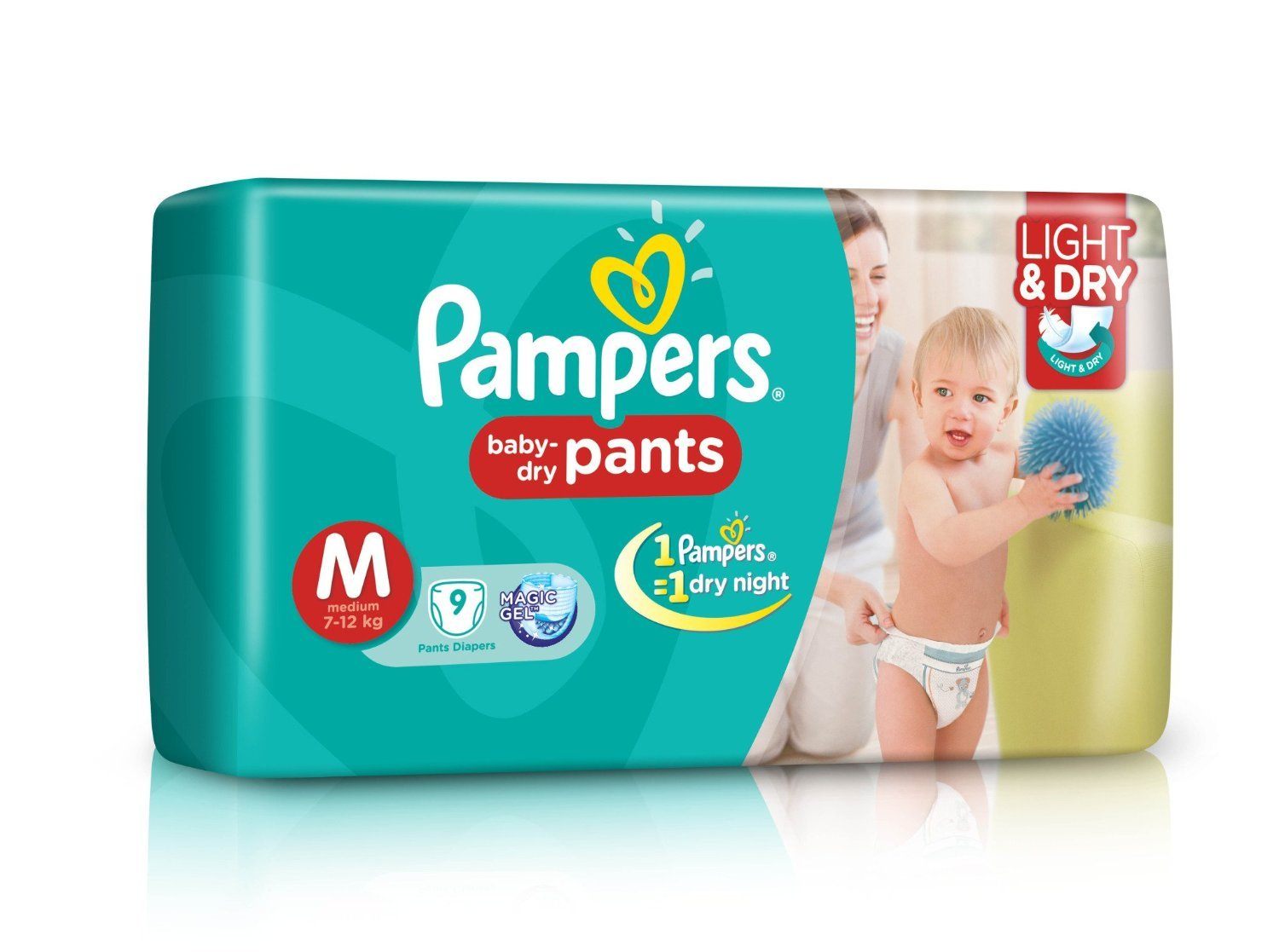 Medium Size Diaper Pants