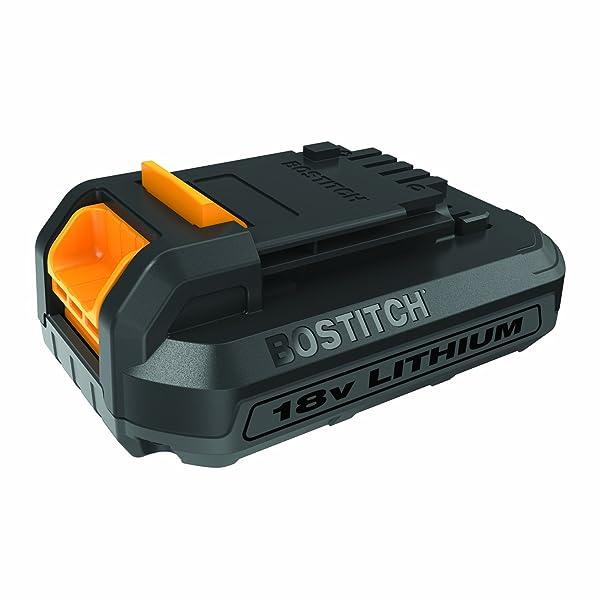 BOSTITCH BTC480LM 18V Lithium Ion Battery