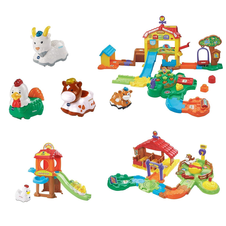 VTech Baby 80-246604 – Tip Tap Tiere – Bauernhof Mega Bundle jetzt kaufen