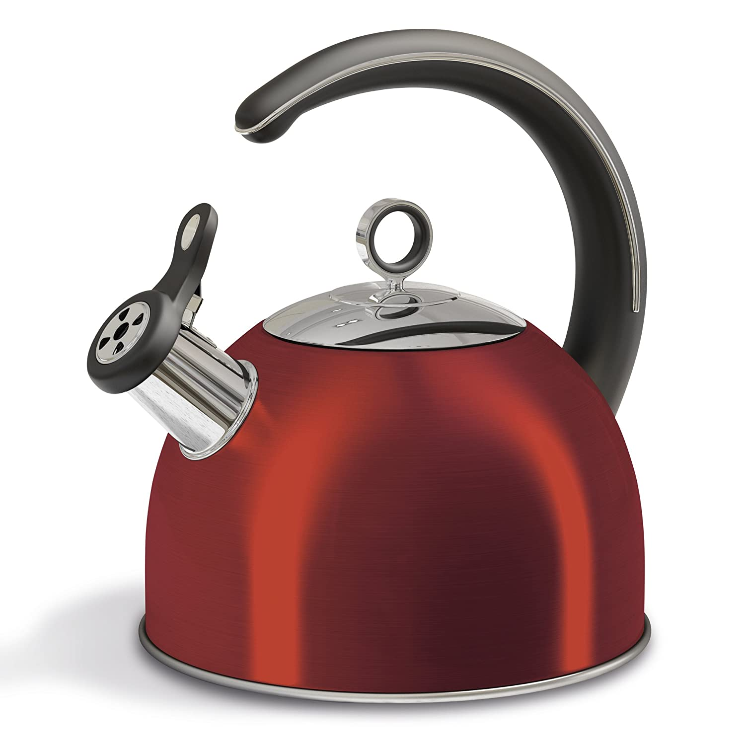 Traditional whistling kettle