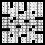 U.S.A. Daily Newspaper Crossword Puzzles Ad-Free