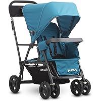 Joovy Caboose Ultralight Graphite Stroller (Turq)