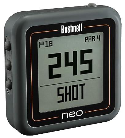 Bushnell Neo Montre de Golf GPS Gris fantôme