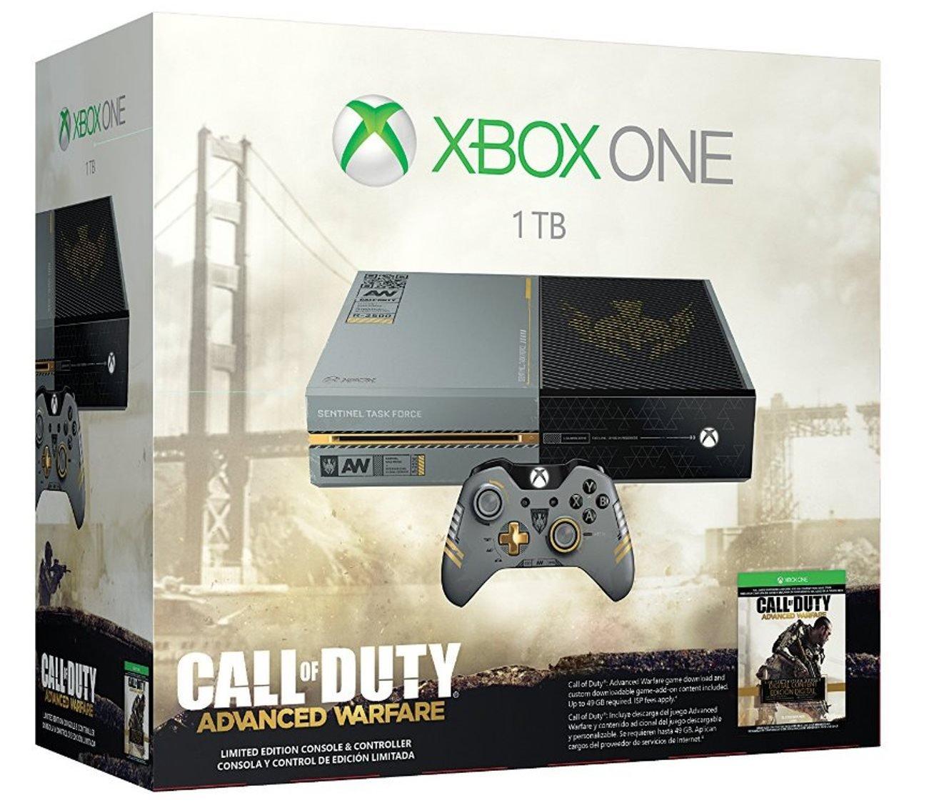 Les prix de la Xbox One 710pgKflGlL._SL1301_