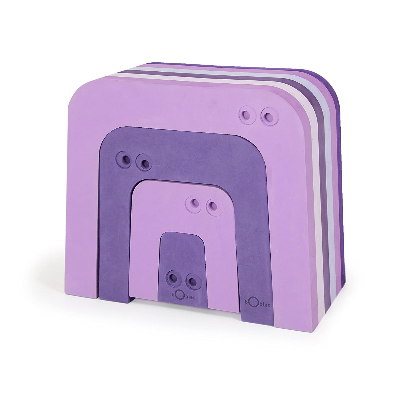 bObles® großer Ameisenbär multi lila Tummeltier Spielmöbel Anteater large multi purple jetzt bestellen