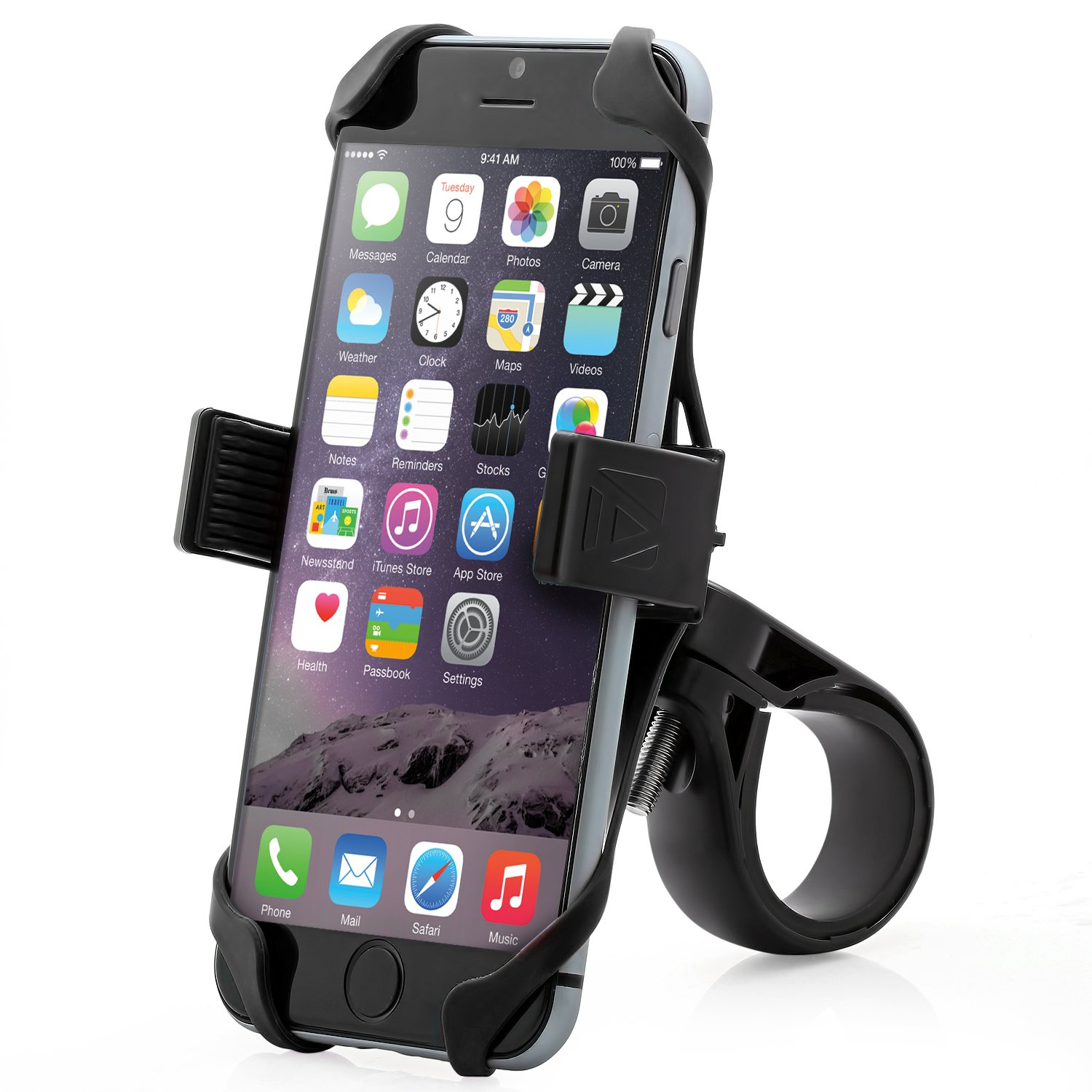 cell phone holder for bicycle