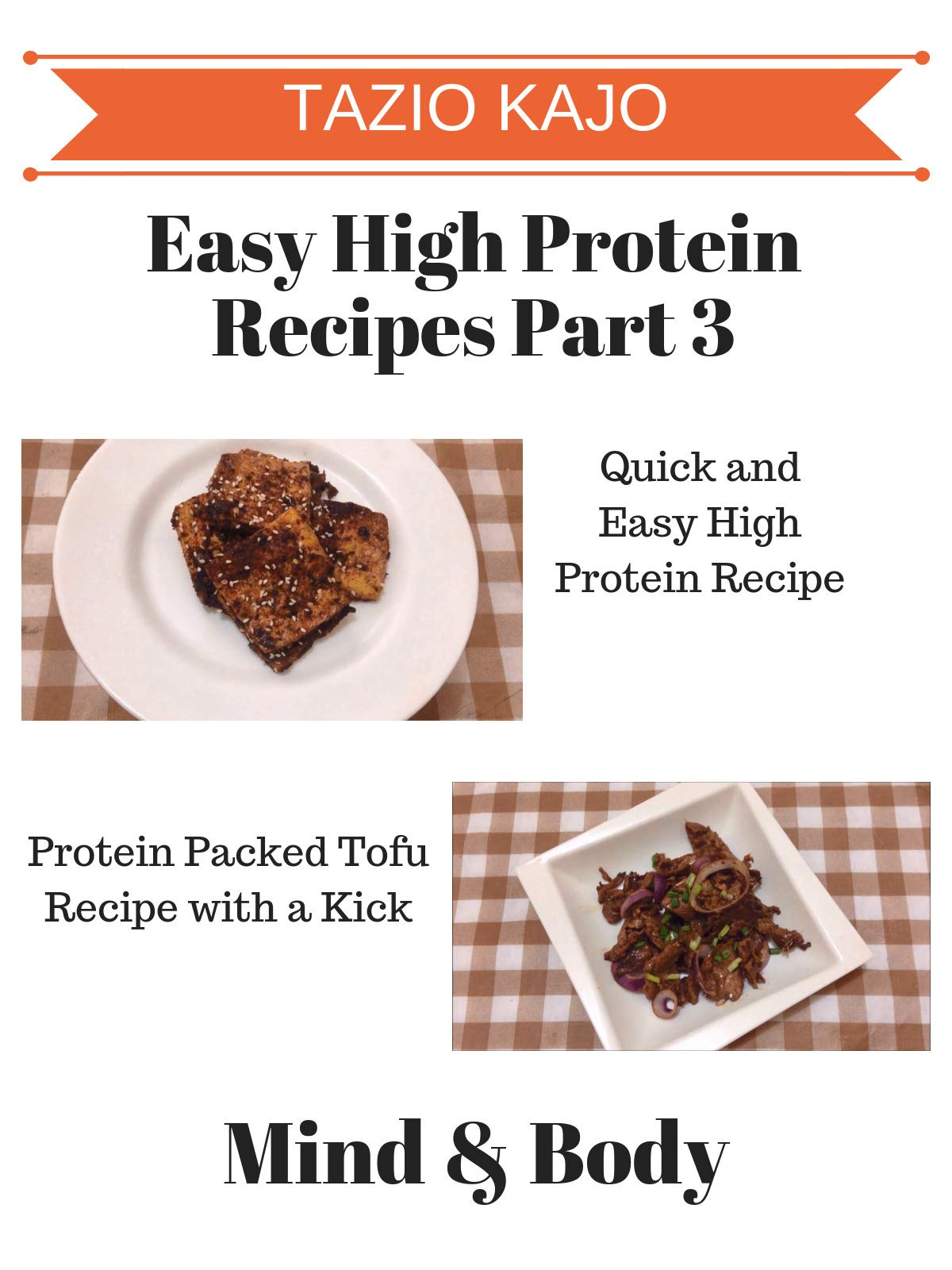Easy High Protein Recipes Part 3