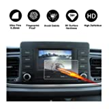 2018 Kia Rio UVO3 Touch Screen Car Display Navigation Screen Protector, RUIYA HD Clear TEMPERED GLASS Car In-Dash Screen Protective Film (5-Inch)