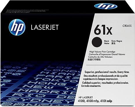 HP C8061X Cartouche de toner Noir