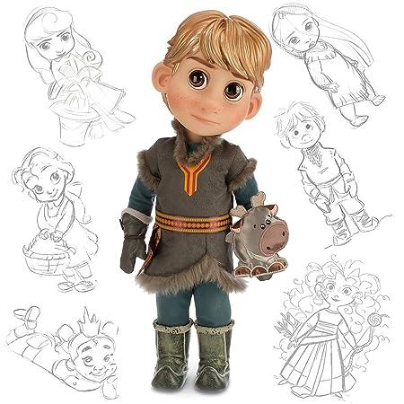 Disney Store - Poupée Animator Kristoff de La Reine des Neiges (2014)