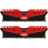Team 16GB (2 x 8GB) T-Force Dark ROG DDR4 PC4-24000 3000MHz Desktop Memory Model TDRRD416G3000HC16CDC (Tamaño: 16 Gb)