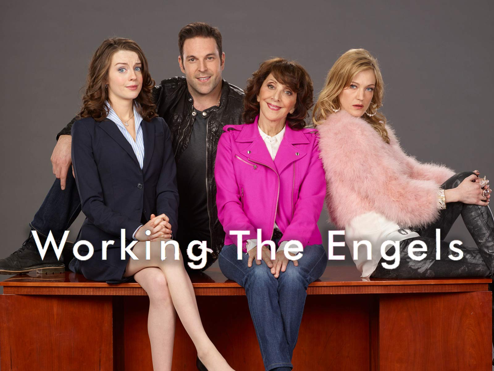 Working the Engels on Amazon Prime Instant Video UK