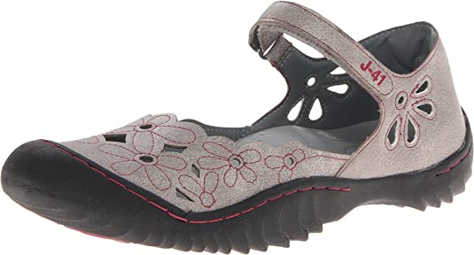 Women's Fashion J-41 WoLotus Mary Jane Flat Clearance More Collections