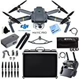 DJI Mavic Pro Quadcopter Drone with 4K Camera and Wi-Fi Ultra Kit