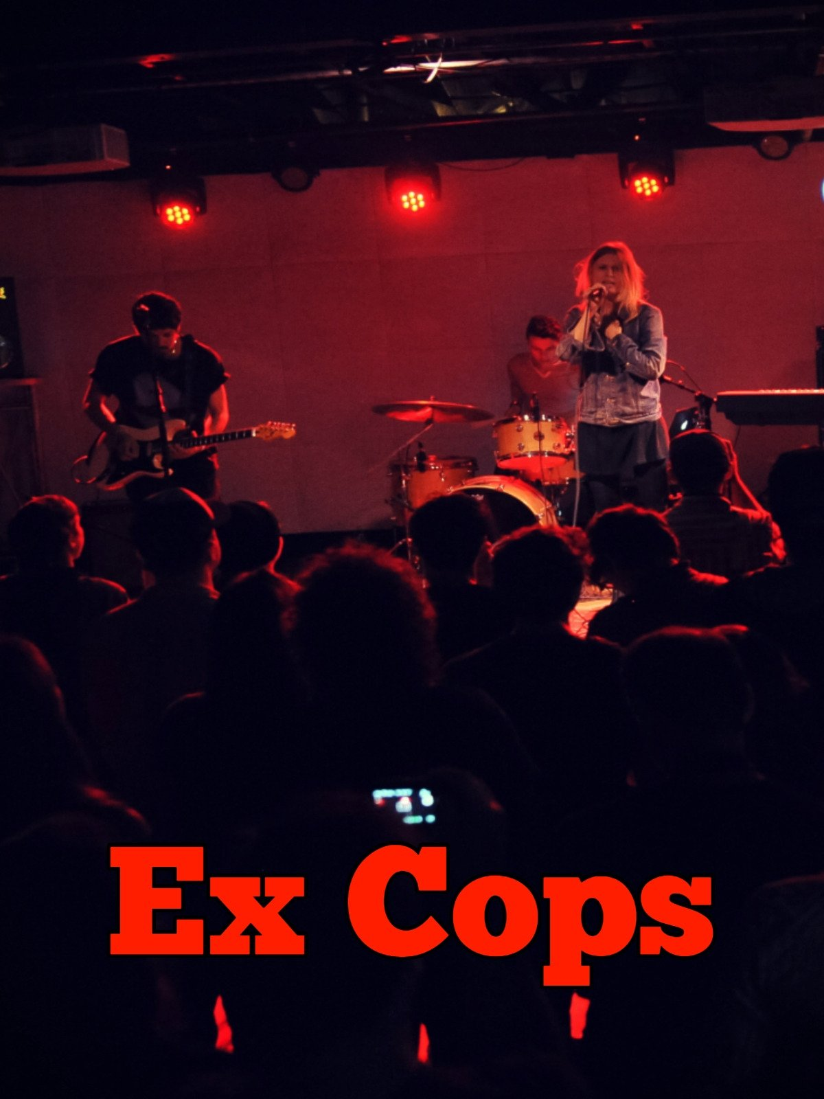 Ex Cops: Live in Concert on Amazon Prime Video UK