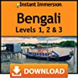 Instant Immersion Bengali Levels 1, 2 & 3 [Online Code]