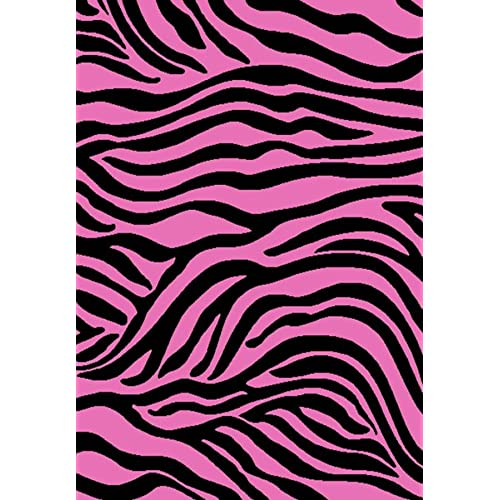 Alisa Zebra Kids Rug Size: 27 x 41