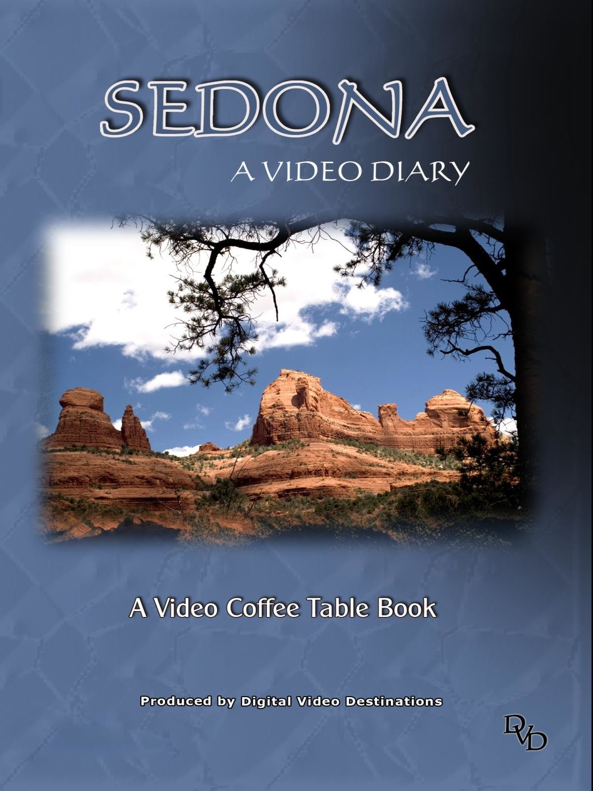 A Video Coffee Table Book - Sedona A Video Diary on Amazon Prime Video UK