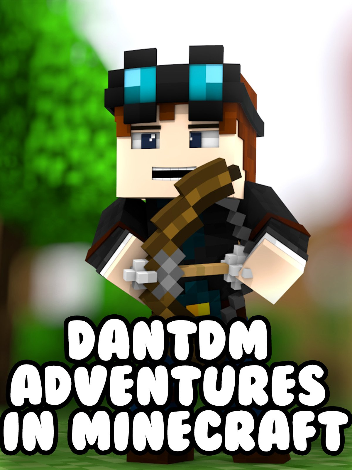 Dantdm Adventures in Minecraft