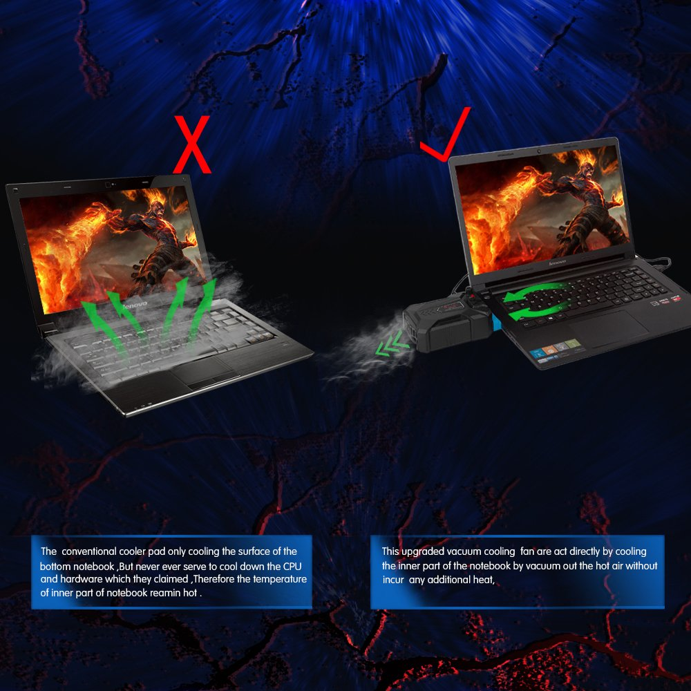 Image result for suhu dingin laptop