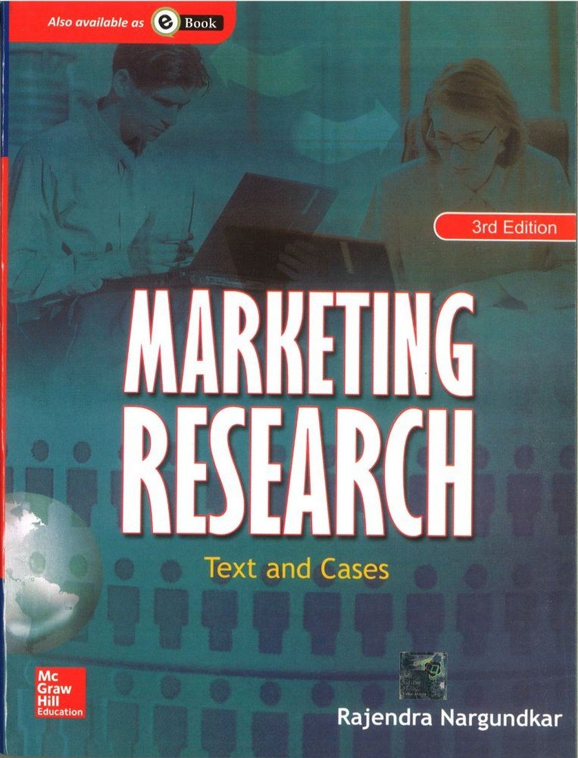 Buy Marketing Research: Text And Cases Book Online At Low Prices In India   Marketing Research: Text And Cases Reviews & Ratings  Amazon