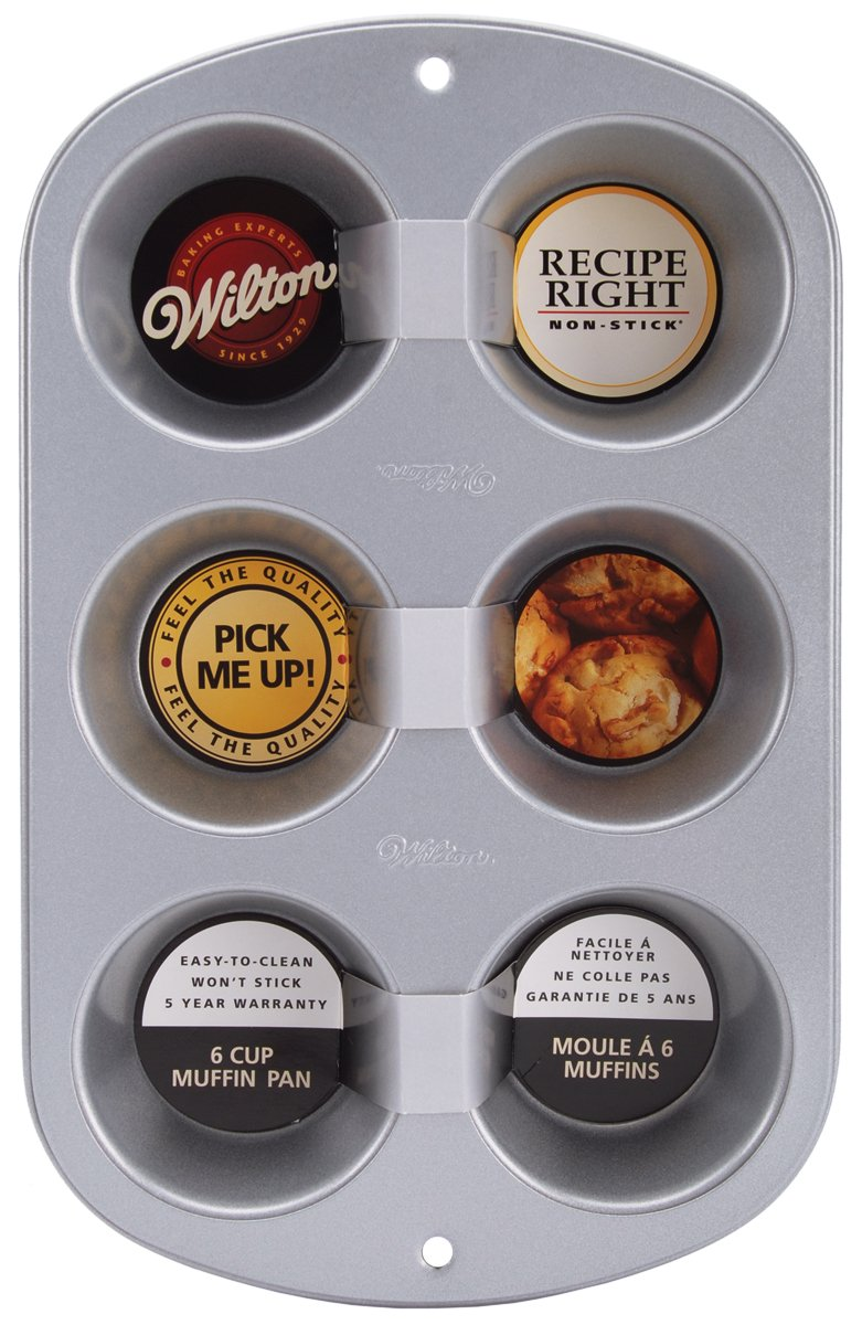 Wilton Recipe Right Muffin Pans Multiple Sizes Ebay