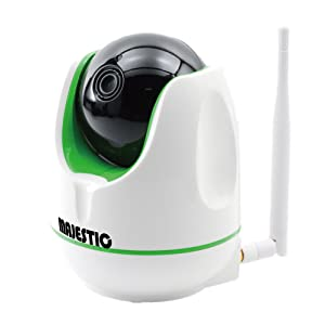 MAJESTIC ネットワークカメラ 自宅警備くん MJ-H003