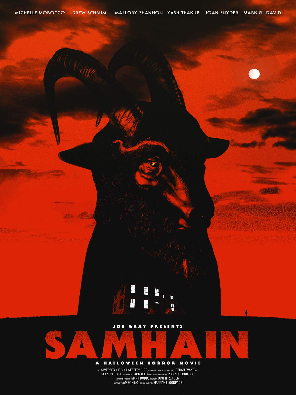 Samhain Short Horror Film