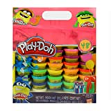 Play-Doh Modeling Compound 48-Pack Case of Colors, Non-Toxic, Assorted Colors, 1-Ounce Cans
