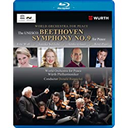 Symphony 9 [Blu-ray]