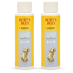 Burts Bees Puppy Tearless 2 in 1 Shampoo