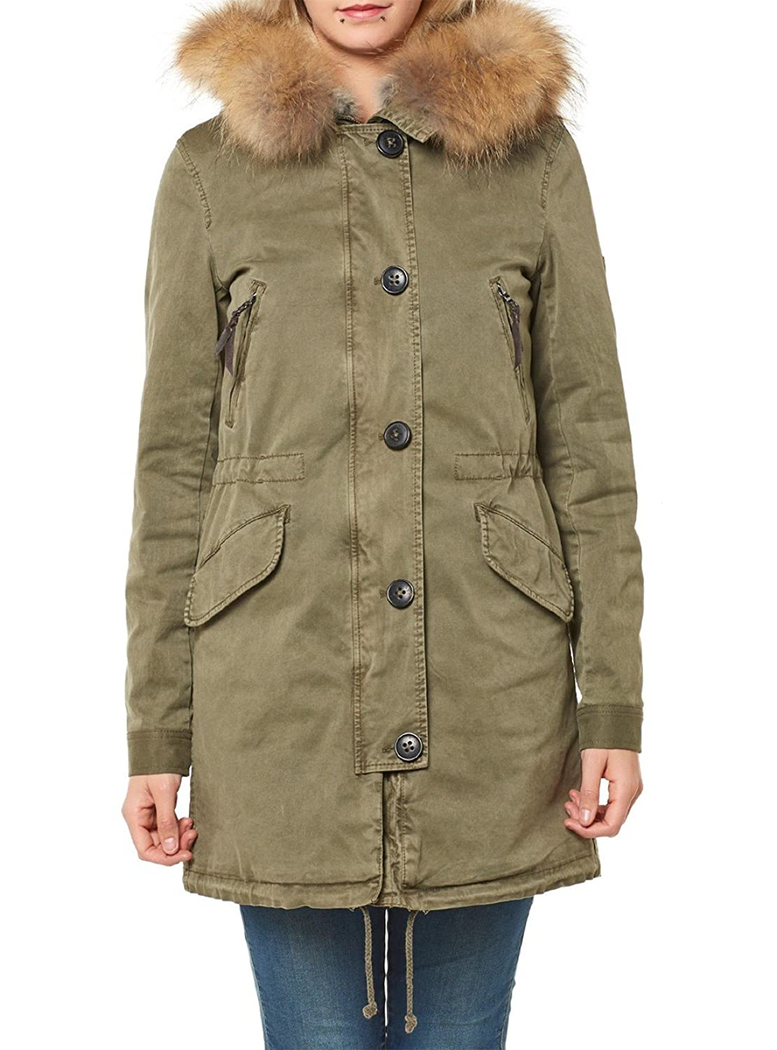 BLONDE NO.8 Aspen Parka