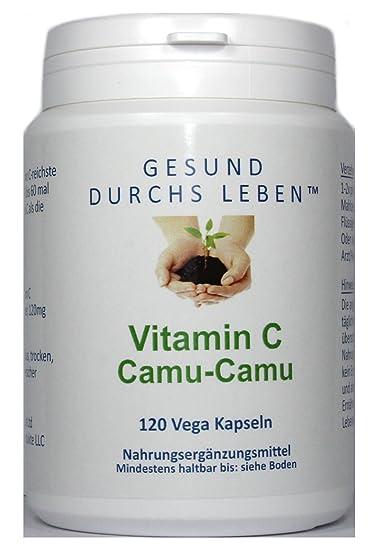 Vega Camu Camu Kapseln
