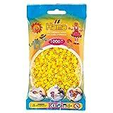 Hama Beads - Yellow (1000 Midi Beads) (Color: Yellow - 03, Tamaño: us:one size)