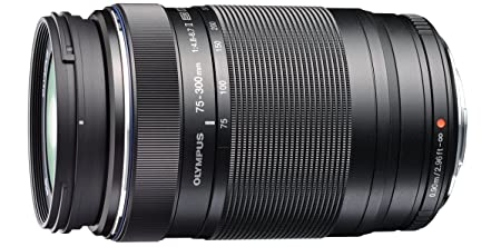 Olympus MSC ED-M 75 to 300mm II f4.8-6.7 Zoom Lens at amazon