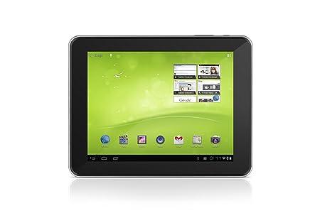 TrekStor SurfTab ventos 8.0 20,3 cm (8'') Tablette Tactile (Cortex A9, Dual-Core, 1,5GHz, 1Go RAM, 16Go HDD, Android 4.1) Noir