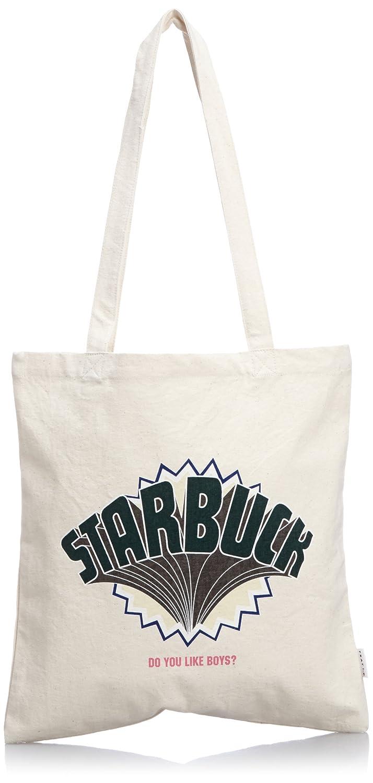 Amazon.co.jp: [フレイ アイディー] FRAY I.D STARBUCK エコバック FWGB141384 24 (GRN): シューズ&バッグ:通販