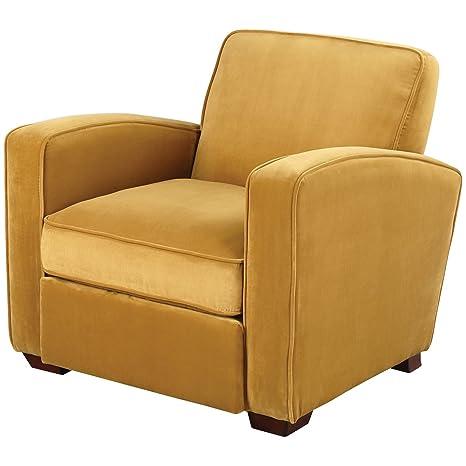 Uttermost 23199 Somac Armchair, Gold