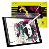 for iPad Mini 5 Screen Protector Paperlike, Tuxlke iPad Mini 5 Matte PET Film,[Paperlike Film Writing] [Compatible with Apple Pencil] [Anti Glare][Scratch Resistant] High Touch Sensitivity-2 Pack