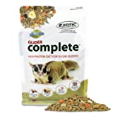 Glider Complete (18 lb.) - Healthy High Protein Nutritionally Complete Staple Diet Sugar Glider Food (Tamaño: 18 lb.)