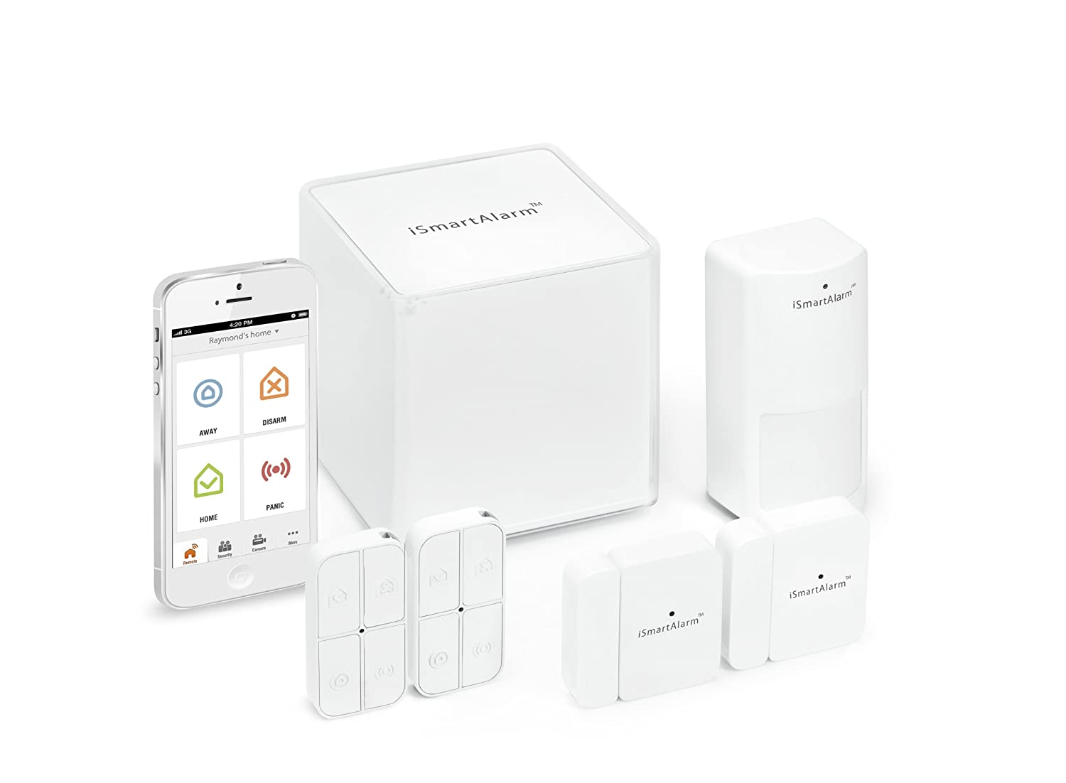 iSmartAlarm Home Security Review