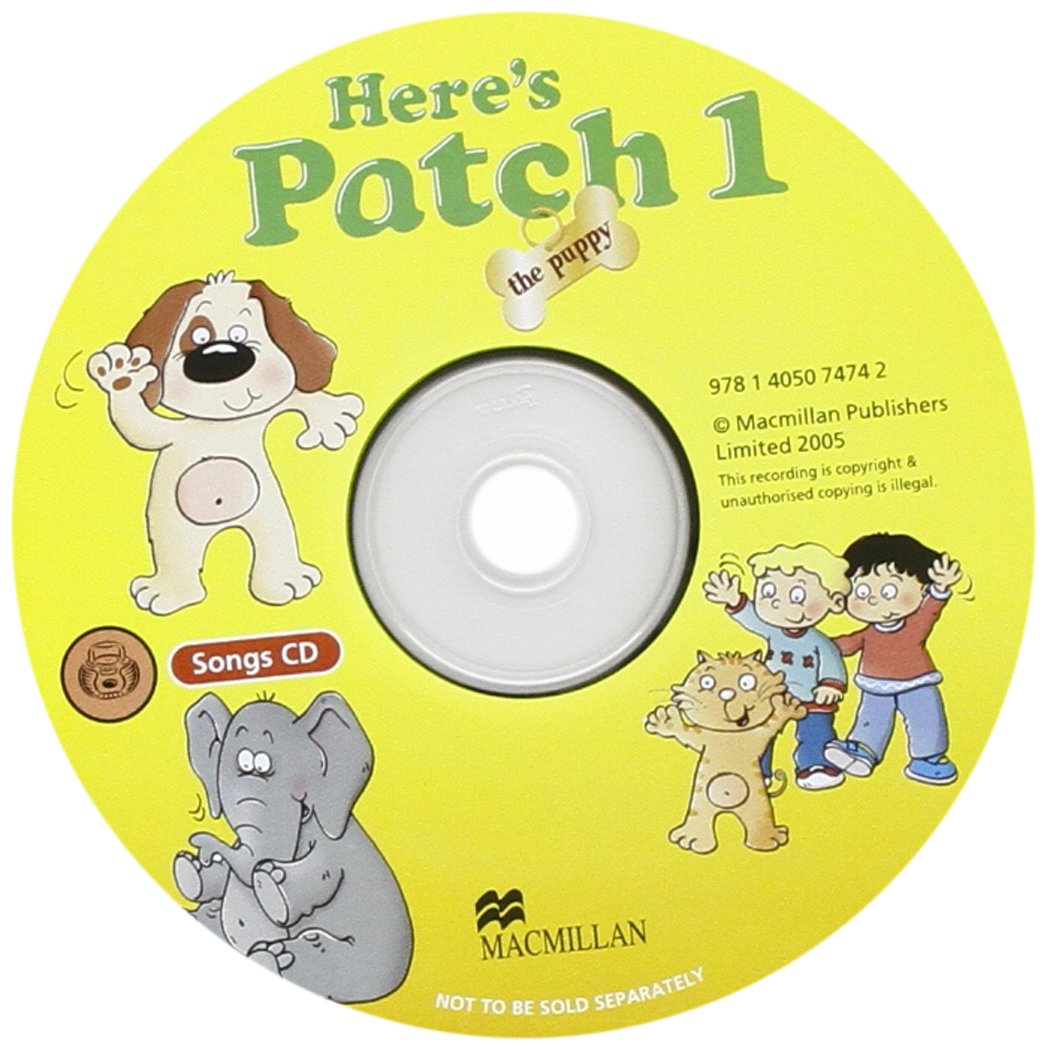 Patch 1 the puppy