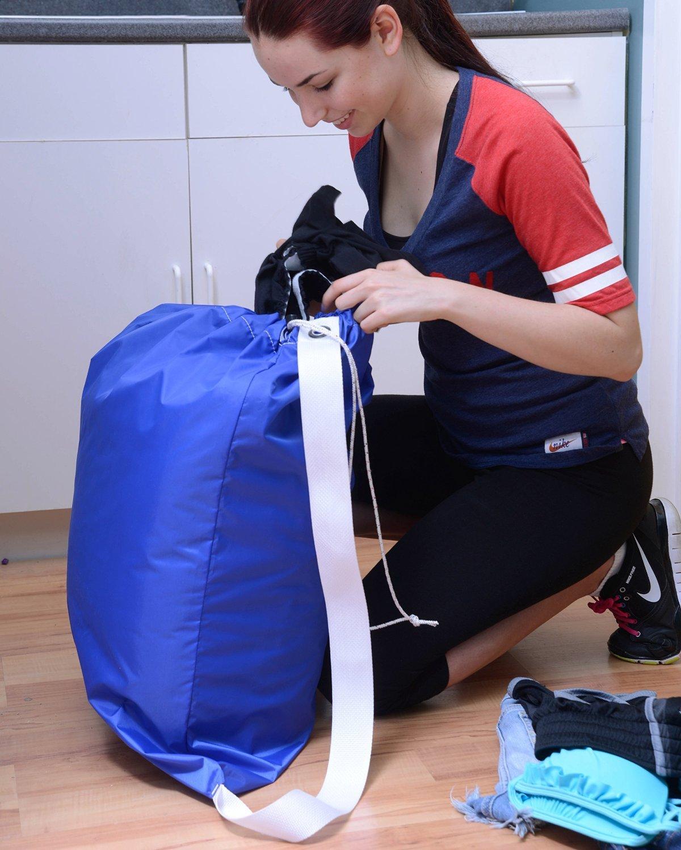 Backpack Laundry Bag 22x28 Commercial Grade 100 Nylon