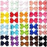 40Piecse Boutique Grosgrain Ribbon Pinwheel 3