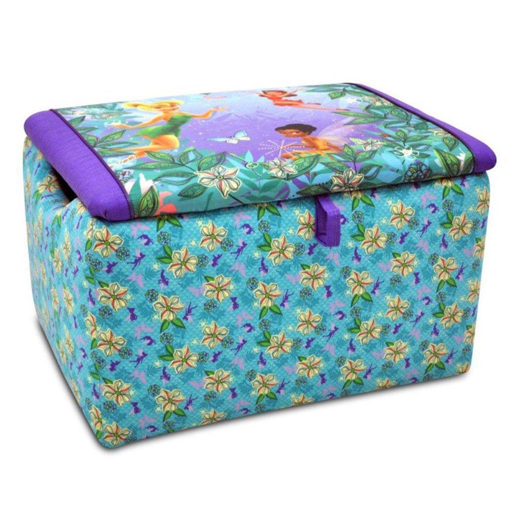 Disney Disney Fairies Floral & Purple Toy Box